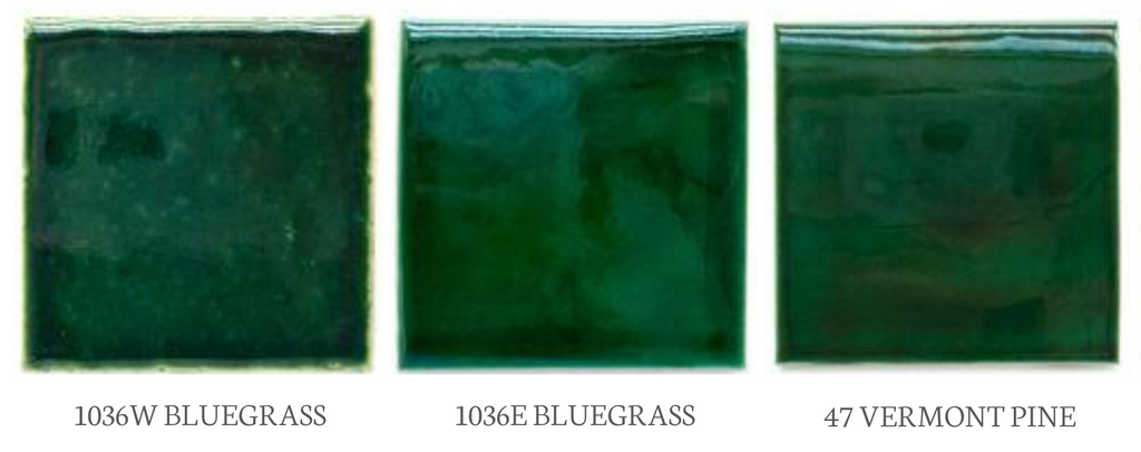 Green Glaze Tile