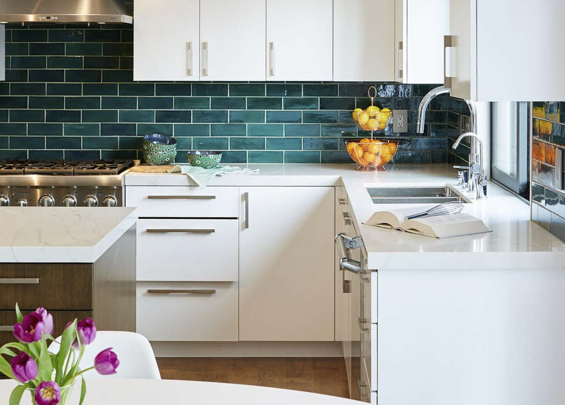 3x8 Bluegrass Subway Tile