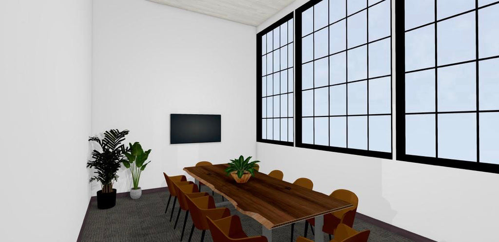 conference room rendering