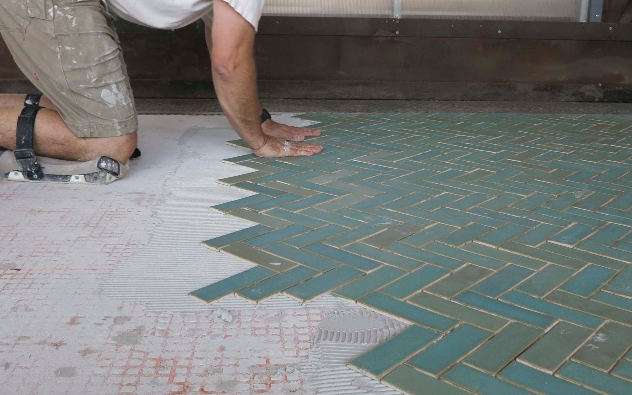 Installing Ceramic Floor Tile