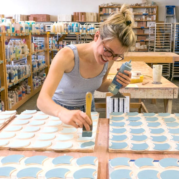 Beautiful Handmade Ceramic Tiles Made In America Mercury Mosaics - Custom ceramic tiles maker