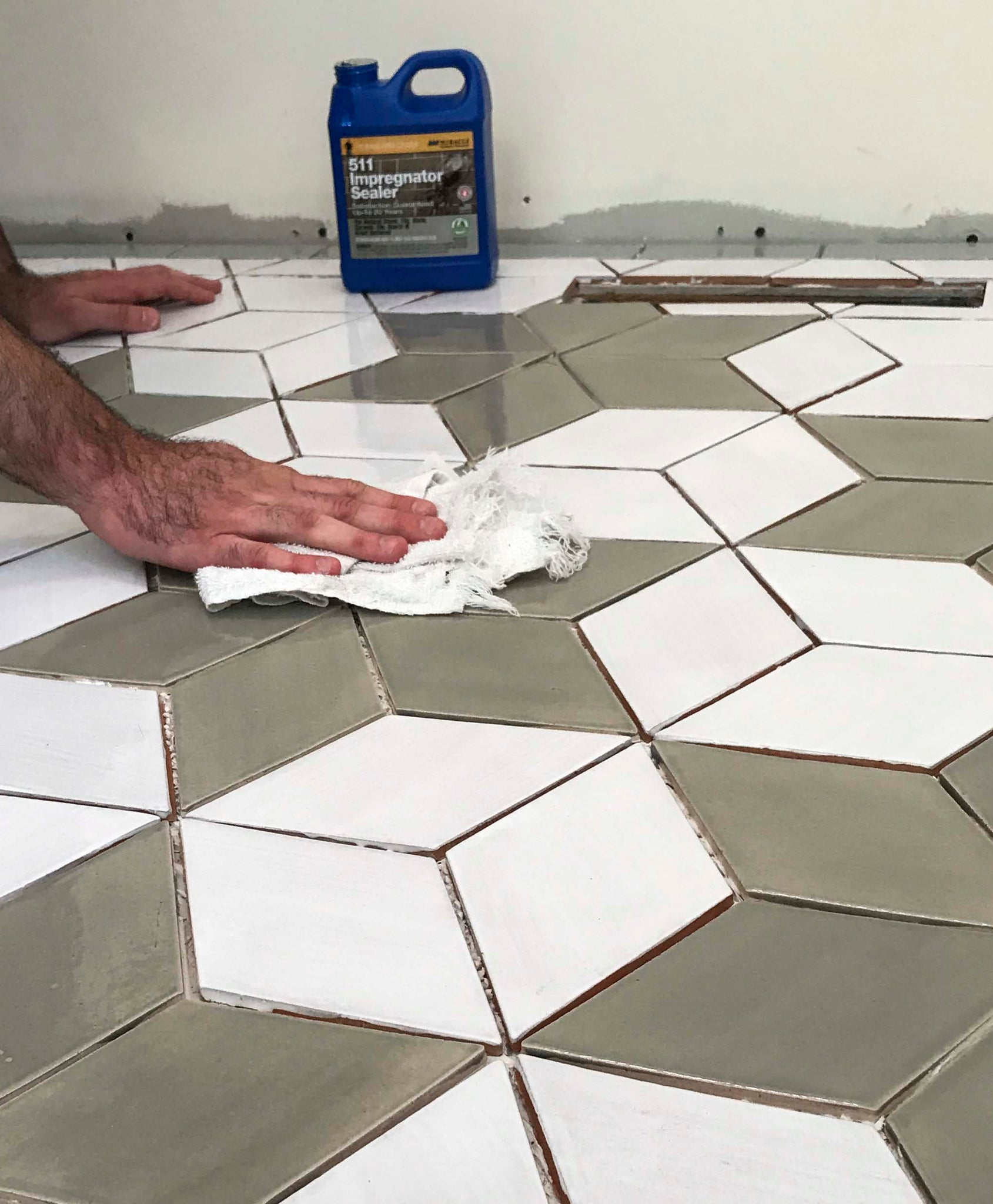 Sealing Ceramic Tile