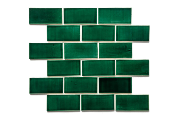 2x4 Subway Tile Bluegrass