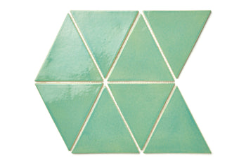 Large Triangles - 1065 Mint Julep