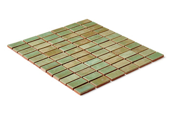 "1""x2"" Stacked Pattern - 123R Patina"