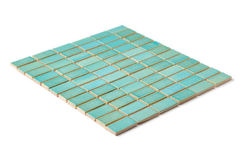"1""x2"" Stacked Pattern - 12W Blue Bell"
