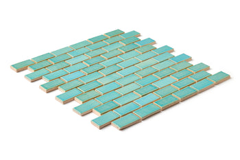 "1""x2"" Staggered Pattern - 12W Blue Bell"