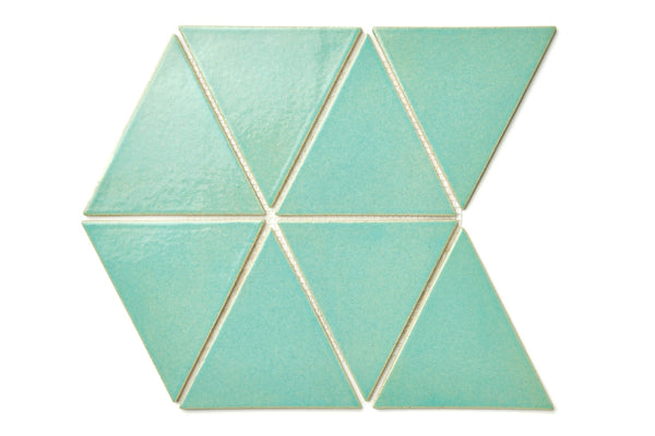 Large Triangle - 12W Blue Bell
