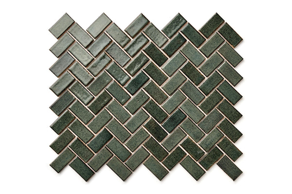 Herringbone pattern - Everglades