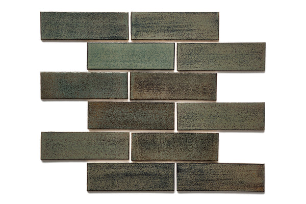 2x6 Subway Tile Everglades