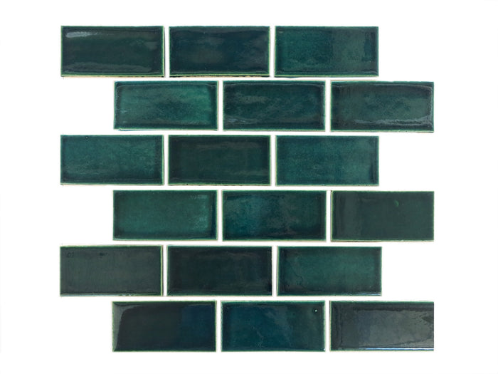 "2""x4"" Subway Tile - 1036W Bluegrass"