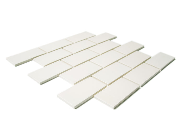2x4 Subway Tile Marshmallow
