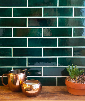 "2""x6"" Subway Tile - 1036W Bluegrass"