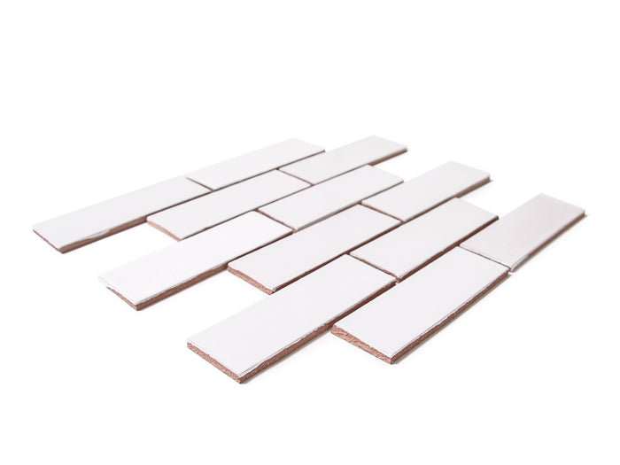 "2""x6"" Subway Tile - 130 White"