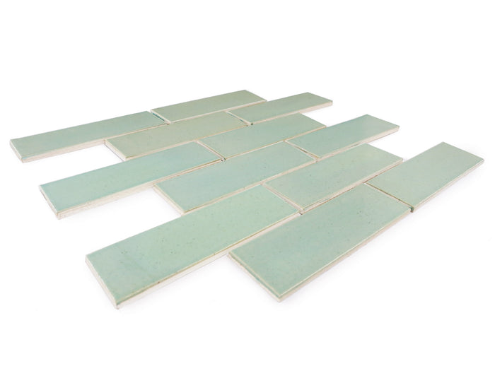 2x6 Subway Tile Coastal Breeze