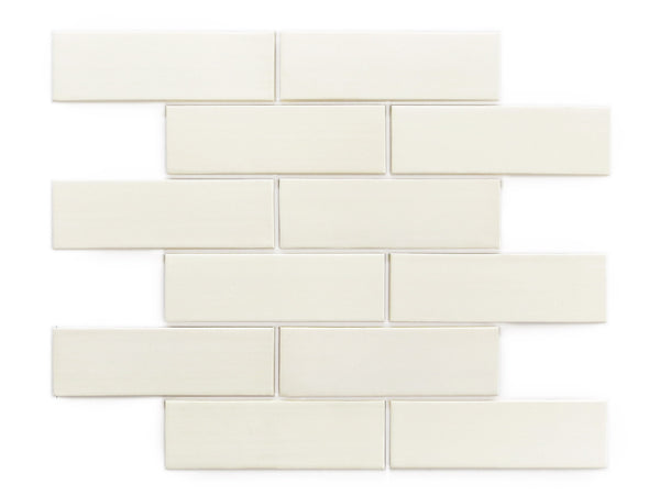2x6 Subway Tile Marshmallow