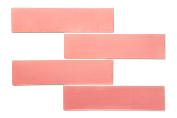 3x12 Subway Tile Grapefruit