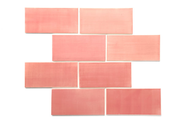 3x6 Subway Tile Grapefruit