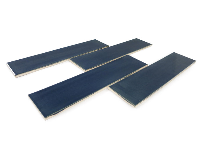 "3""x12"" Subway Tile - 1013 Denim"
