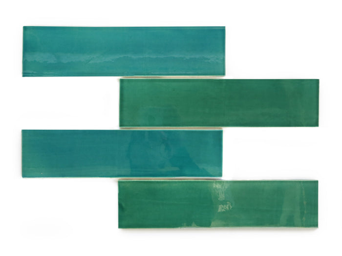 "3""x12"" Subway Tile - 1017E Sea Mist"
