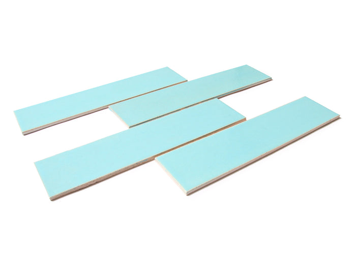 "3""x12"" Subway Tile - 12W Blue Bell"