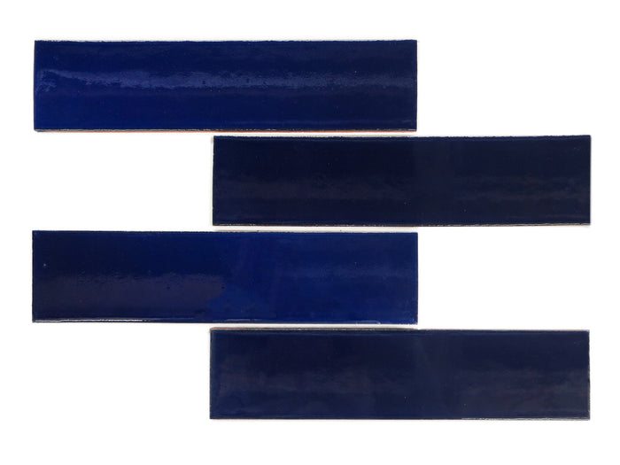 "3""x12"" Subway Tile - 21R Cobalt"