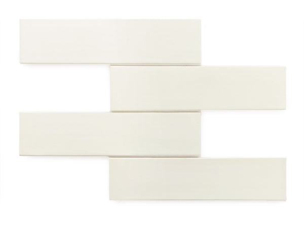 3x12 Subway Tile Marshmallow