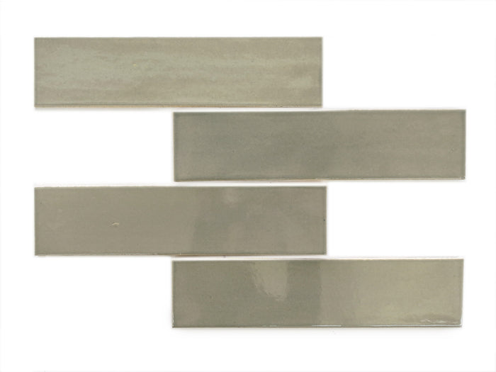 "3""x12"" Subway Tile - 815W Light Grey"