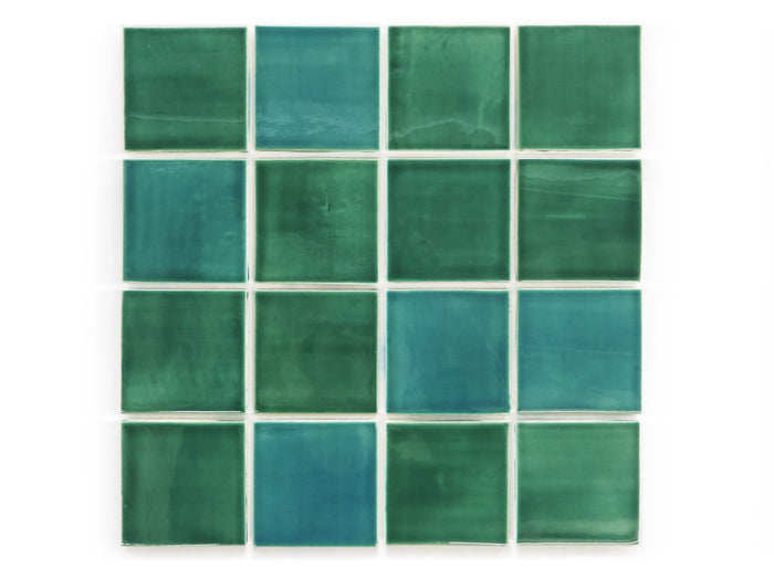 "3""x3"" Subway Tile - 1017E Sea Mist"