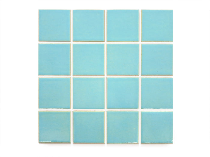 "3""x3"" Subway Tile - 12W Blue Bell"