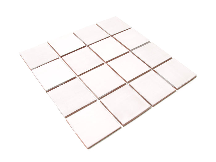 "3""x3"" Subway Tile - 130 White"