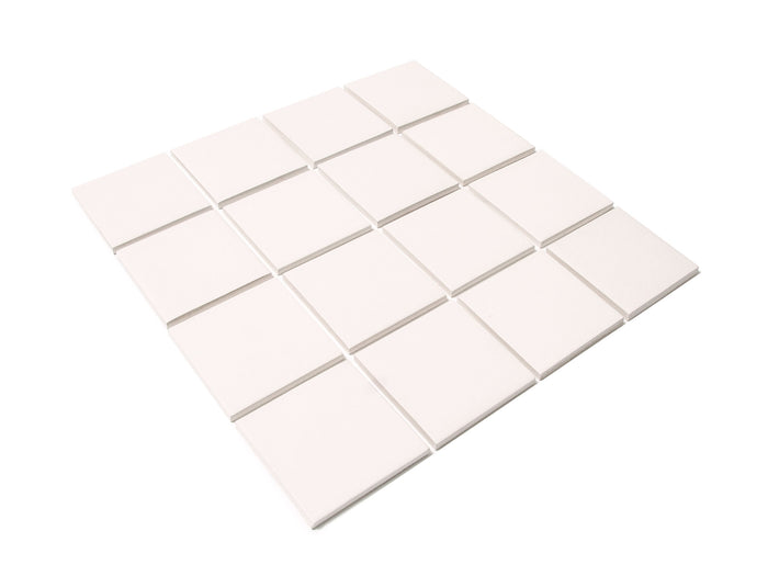 "3""x3"" Subway Tile - 301 Marshmallow"