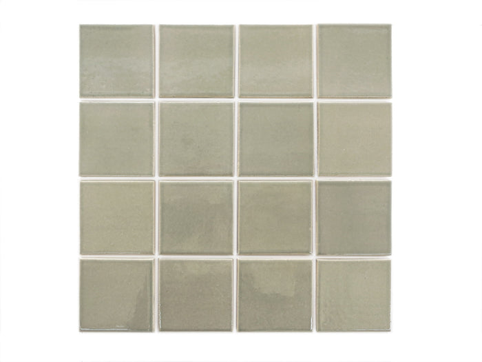 "3""x3"" Subway Tile - 815W Light Grey"