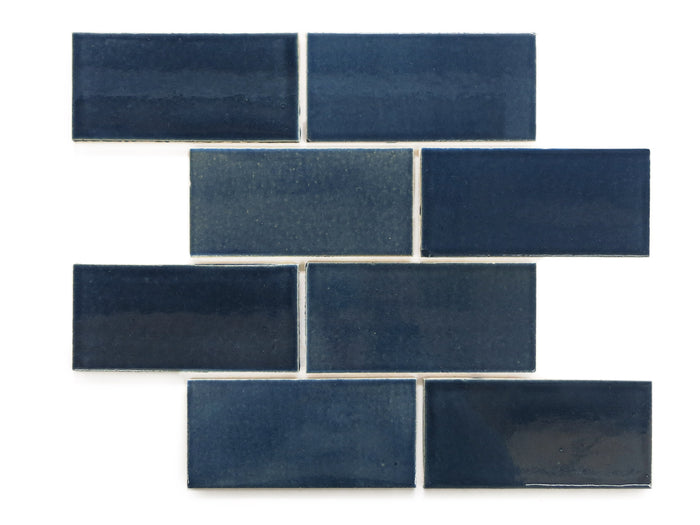 "3""x6"" Subway Tile - 1013 Denim"