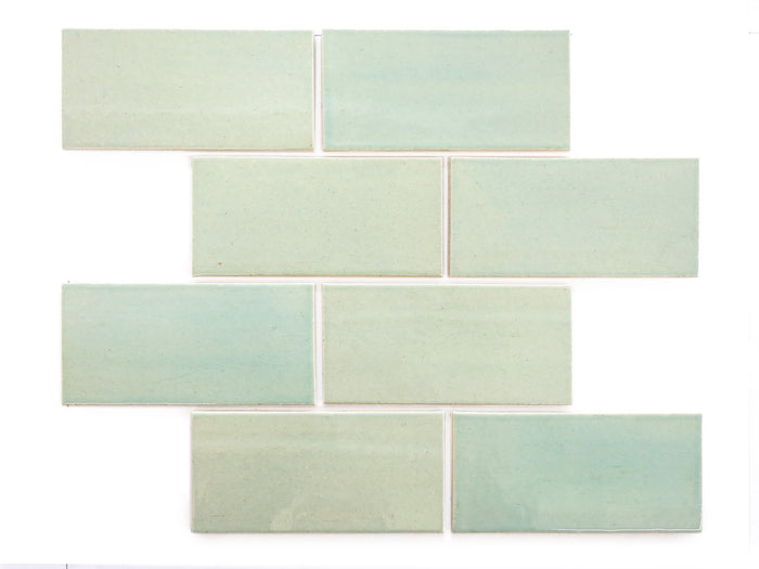 "3""x6"" Subway Tile - 214 Coastal Breeze"