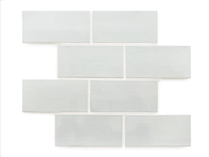 "3""x6"" Subway Tile - 77E Grey"