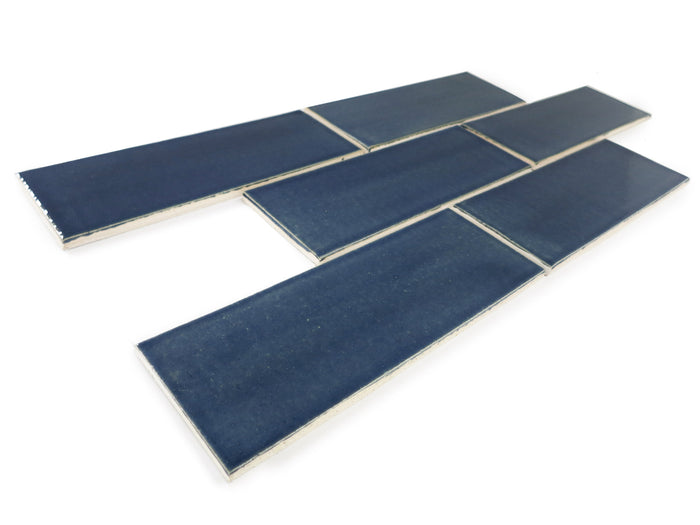 "3""x8"" Subway Tile - 1013 Denim"