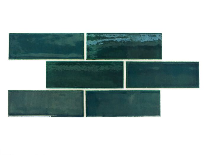 "3""x8"" Subway Tile - 1036W Bluegrass"