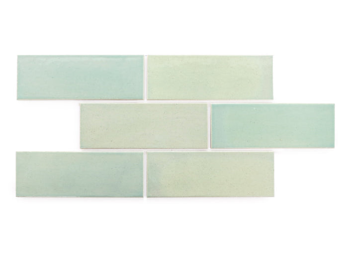 "3""x8"" Subway Tile - 214 Coastal Breeze"