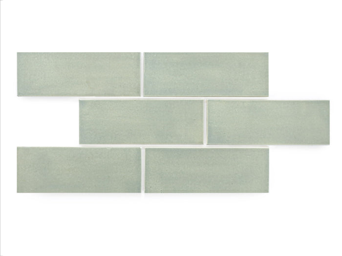 "3""x8"" Subway Tile - 22E Blue Opal"