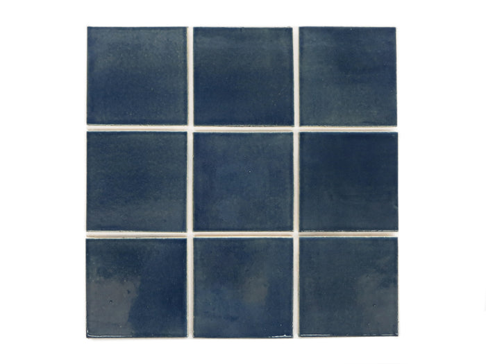 X Subway Tile Mosaic Ceramic Tiles Mercury Mosaics - Cobalt blue ceramic tile 4x4