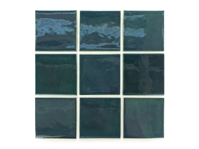 "4""x4"" Subway Tile - 1036W Bluegrass"