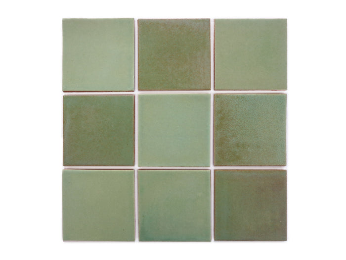 4x4 Subway Tile Patina