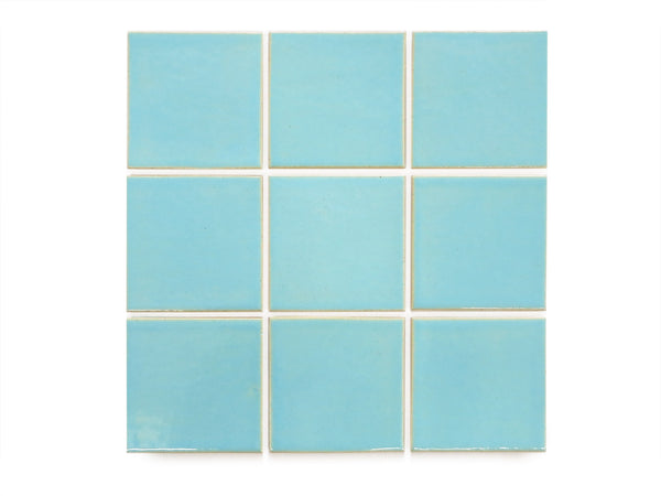 4x4 Subway Tile Blue Bell