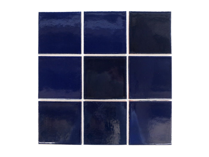 4x4 Subway Tile Cobalt