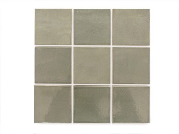 4x4 Subway Tile Light Grey