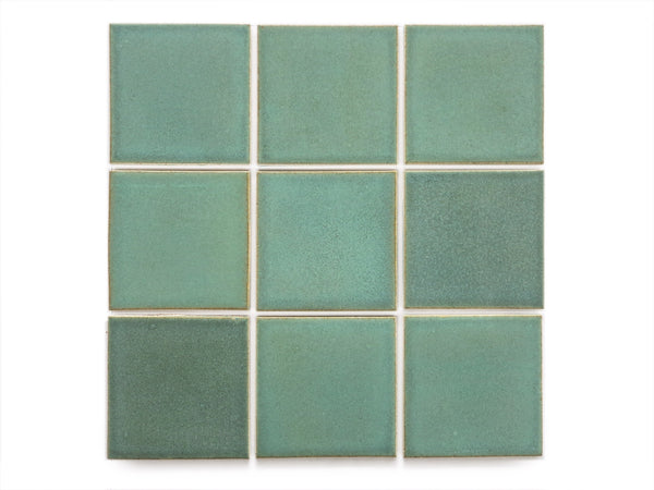 4x4 Subway Tile Old Copper