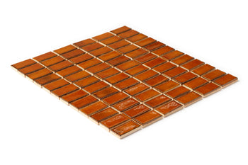 "1""x2"" Stacked Pattern - 65W Amber"