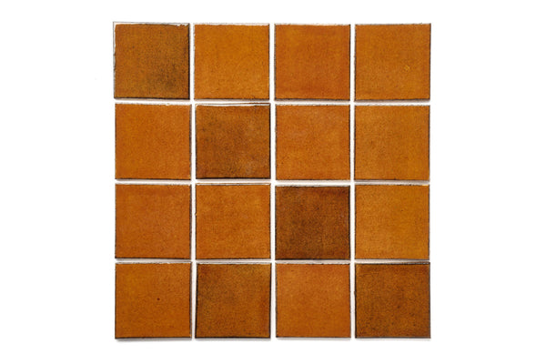 3x3 Subway Tile Amber
