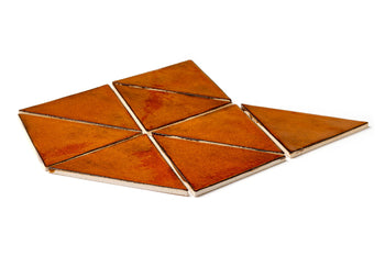 Large Triangles - 65W Amber